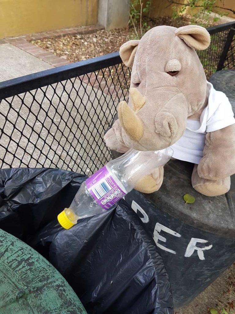 Helping Rhino Award